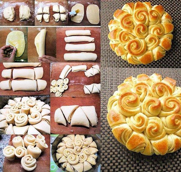 как приготовить пирог из теста