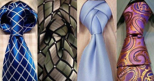 6 способов завязать галстук, которые должен знать каждый мужчина. Будь всегда стильным!