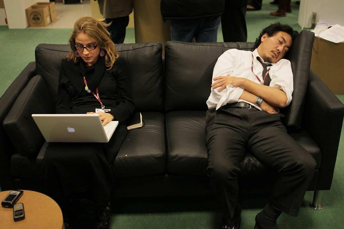 Как меньше спать и больше успевать на работе