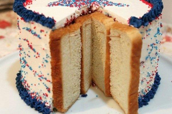 как хранить торт