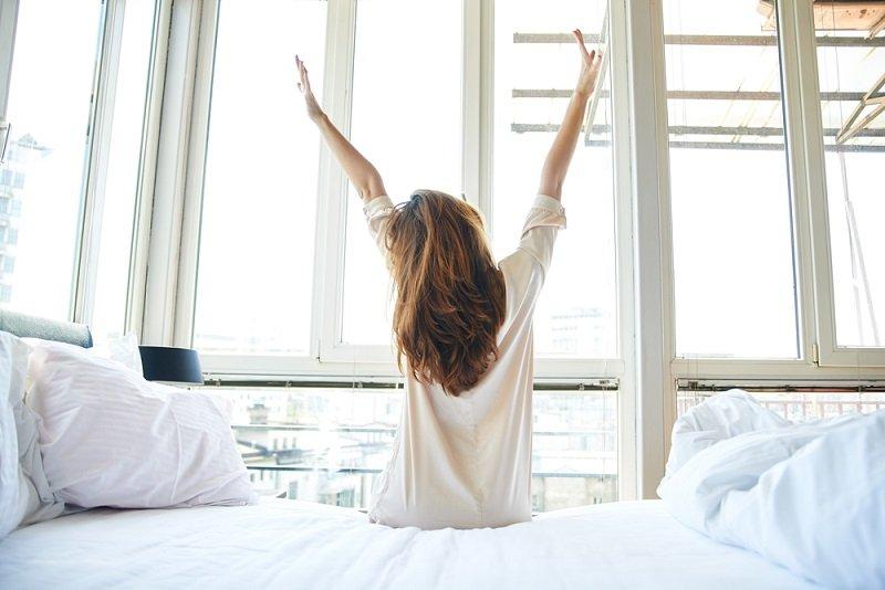 как начинать утро