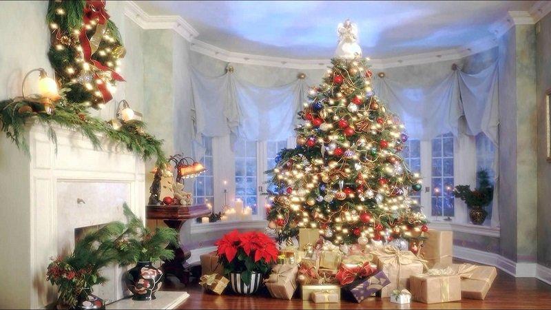 как нарядить елку в 2017