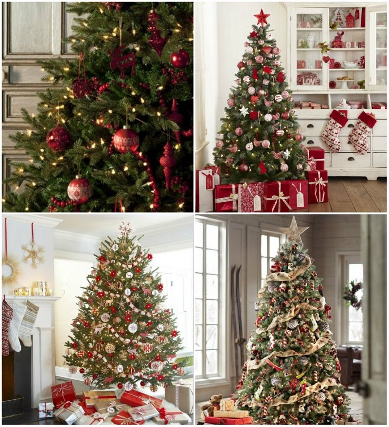Это нужно учесть, чтобы нарядить елку... Пусть новогоднее дерево принесет удачу!