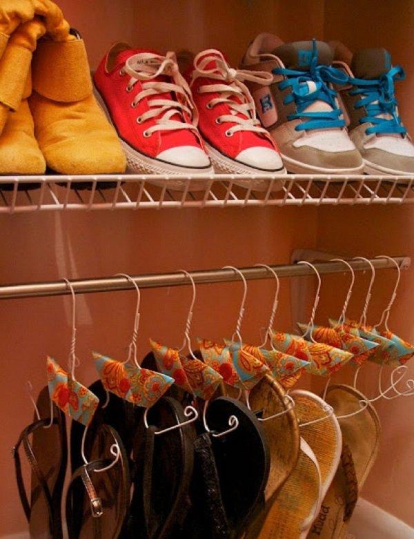 вешалки для обуви
