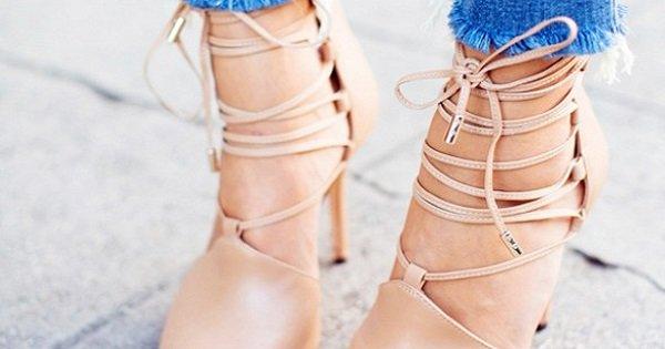 Как носить высокие каблуки без боли и дискомфорта. Этот маленький секрет феноменален!