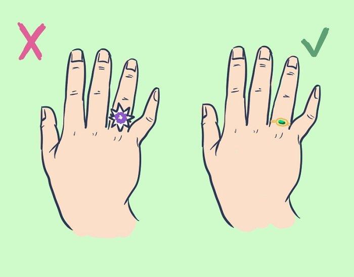 правила этикета ношения колец