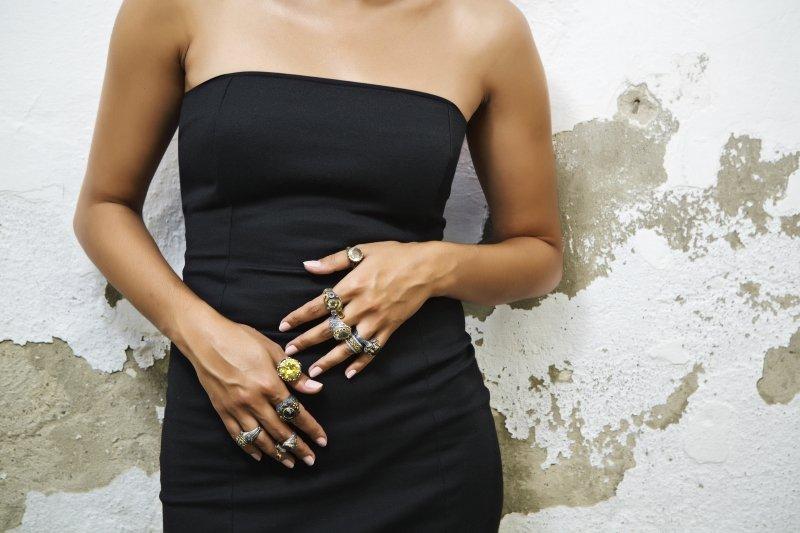 где и как носить кольца
