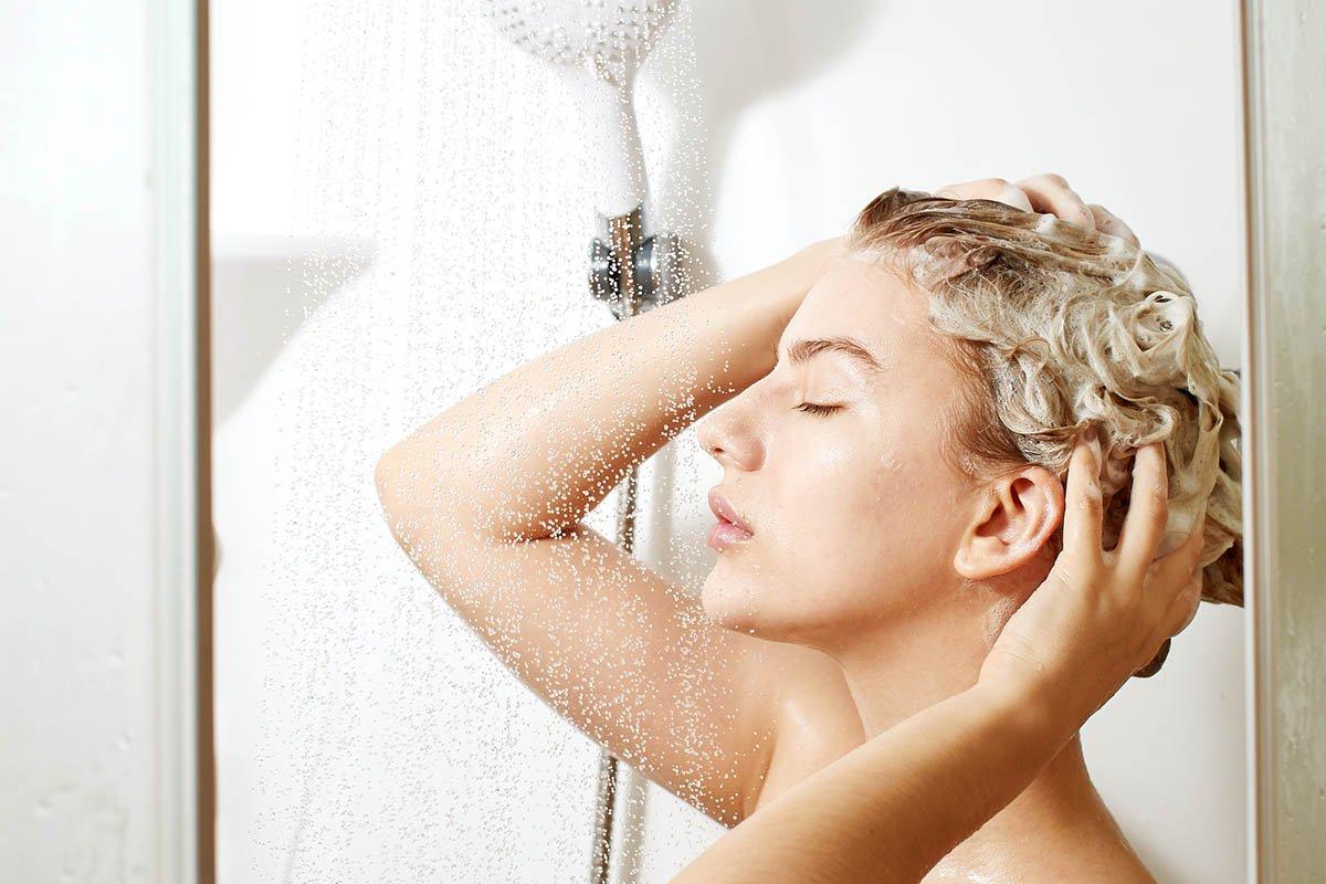 Жалею о зря потраченных годах, когда мыла голову небрежно и недобросовестно