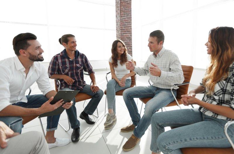 как правильно разговаривать с мужчиной
