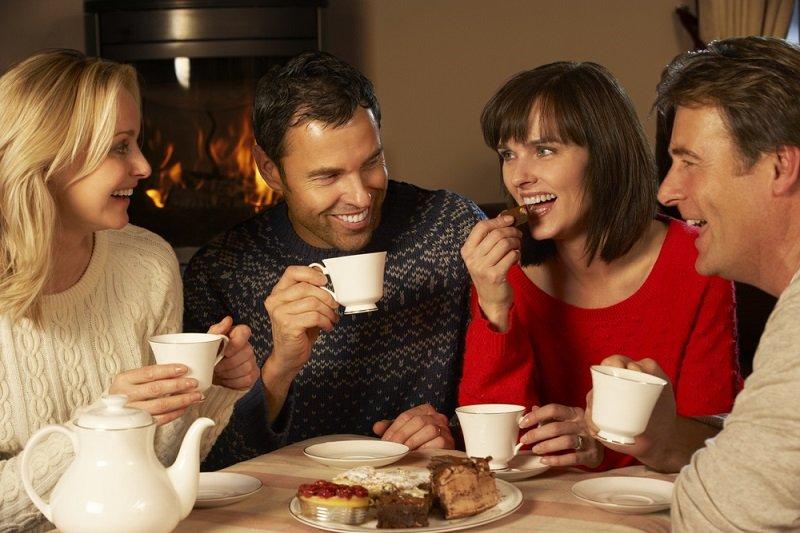 Как стать гостеприимным хозяином дома