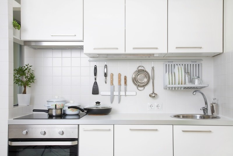 маленькая кухня интерьер