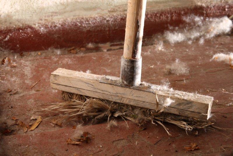 как очистить дом в домашних условиях
