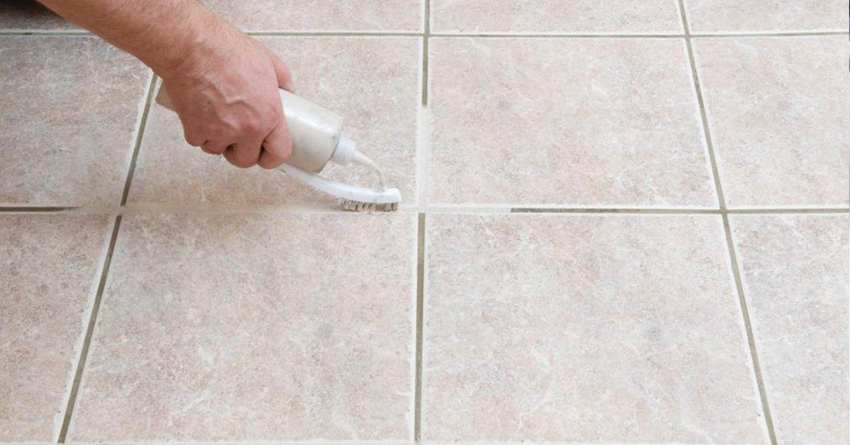 Как очистить швы между плиткой в домашних  15