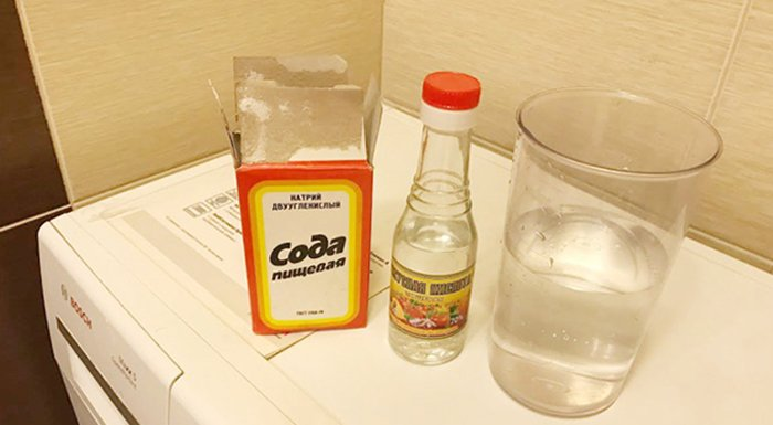 ako čistiť práčky s kyselinou citrónovou