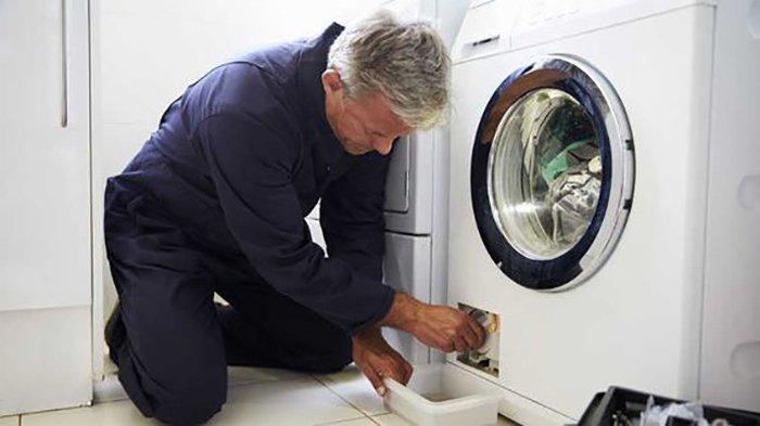 как очистить стиральную машину содой