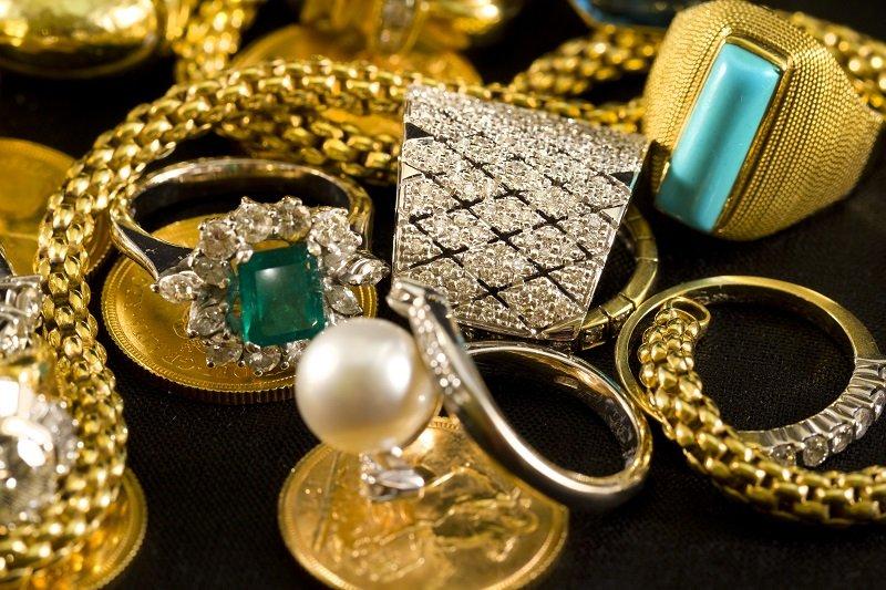 очищение ювелирных украшений