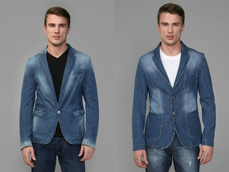 правила стиля в одежде для мужчин