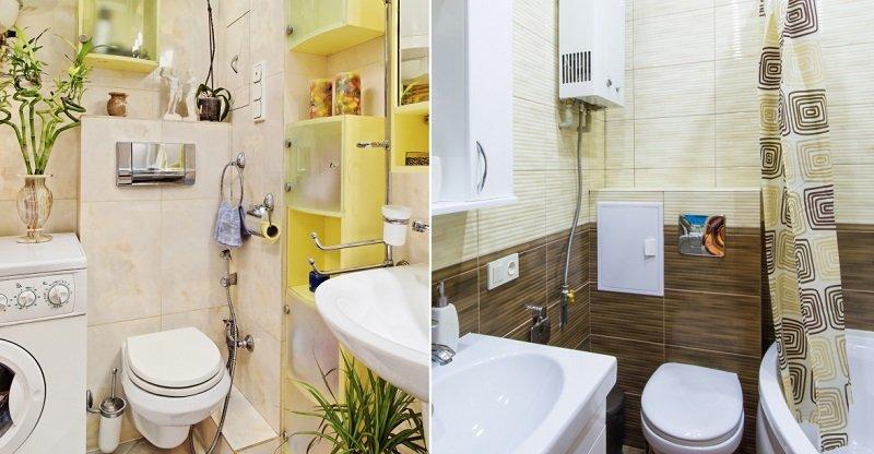 Новости PRO Ремонт - Я воспользовался этими советами и моя ванная преобразилась! маленькая ванная комната с туалетом