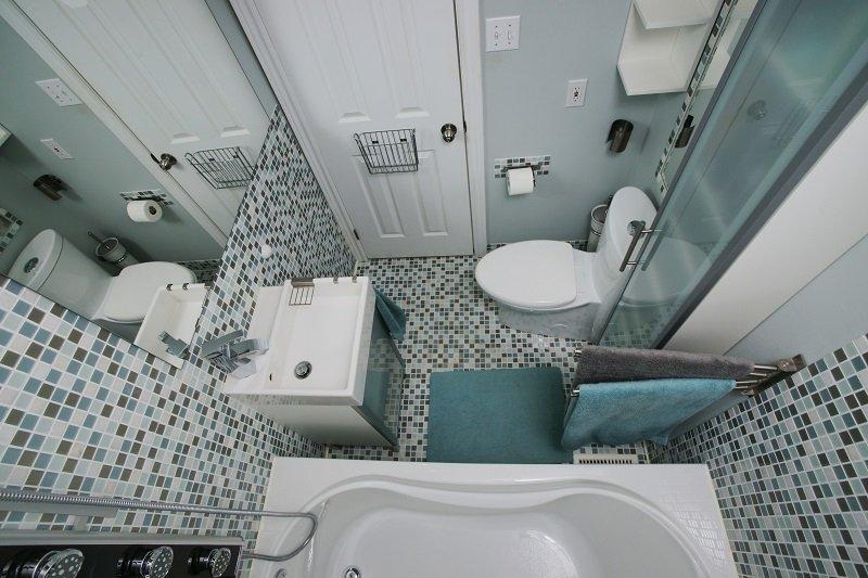 Новости PRO Ремонт - Я воспользовался этими советами и моя ванная преобразилась! интерьер маленькой ванной
