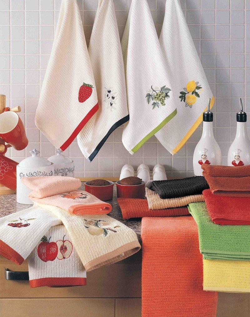как отбелить полотенца народными средствами
