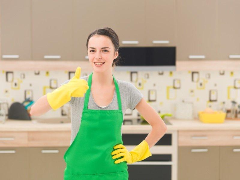 как отмыть белую плиту