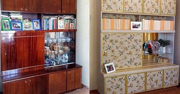 Как переделать старую мебель: преврати старье в настоящее произведение искусства!