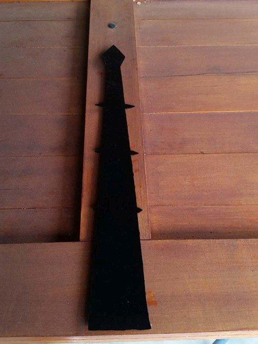 переделка дверной ручки