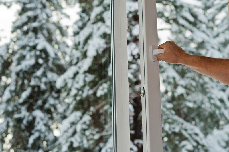 окна на зиму