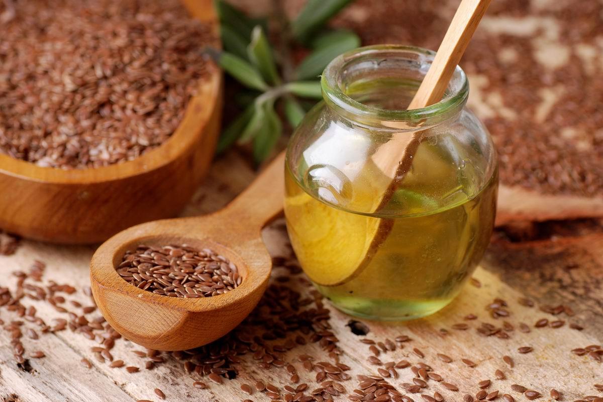 как пить семена льна с кефиром