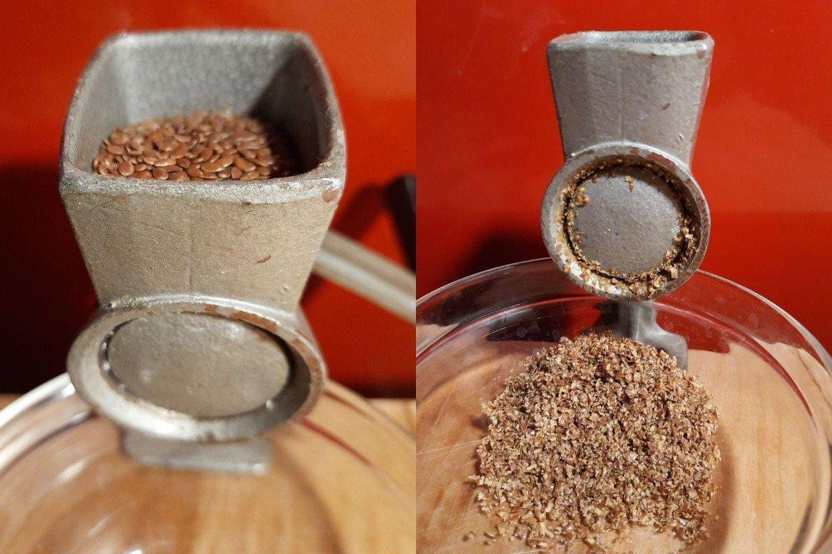 как пить семена льна чтобы похудеть