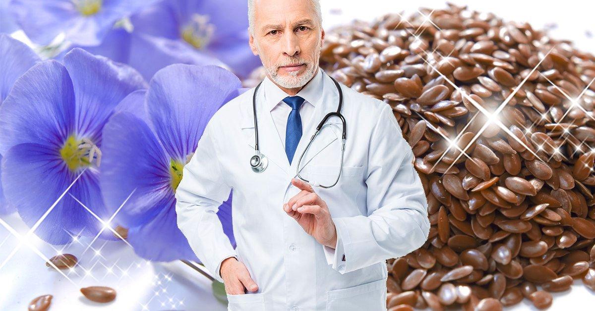 Как пить семена льна, чтобы получить максимальную пользу