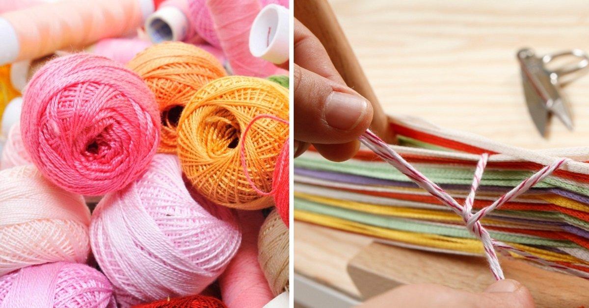 Старинная техника плетения на пальцах thumbnail