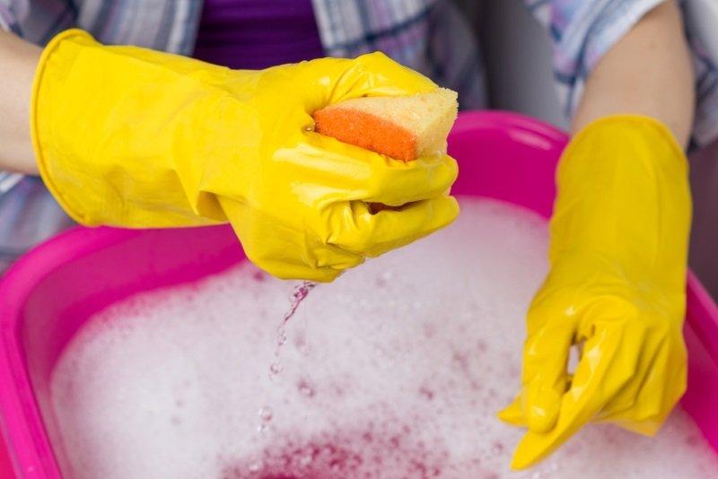 как почистить дубленку на дому