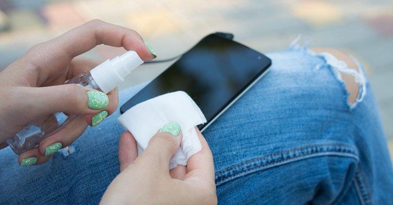 антисептик для рук применение