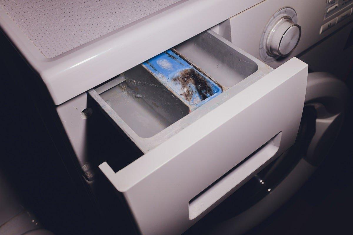 Как почистить стиральную машинку используя домашние средства