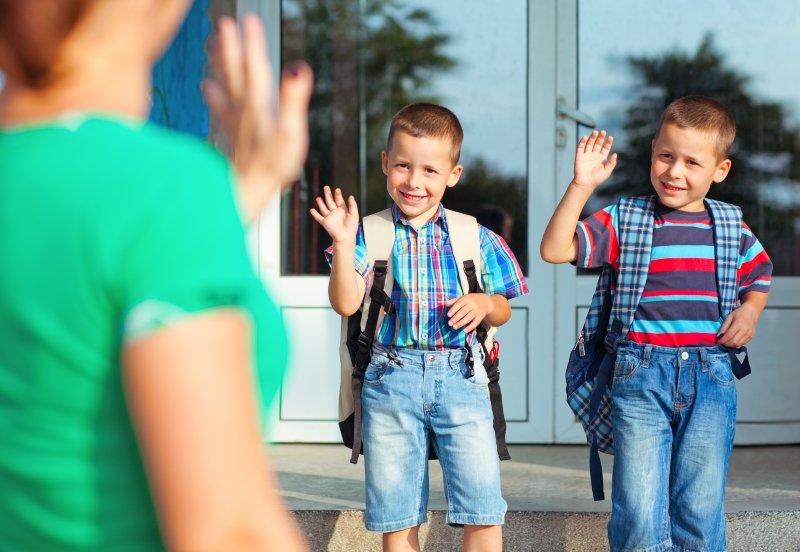 как морально подготовиться к школе