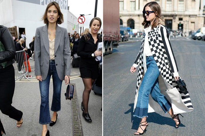 как подобрать женские джинсы по размеру
