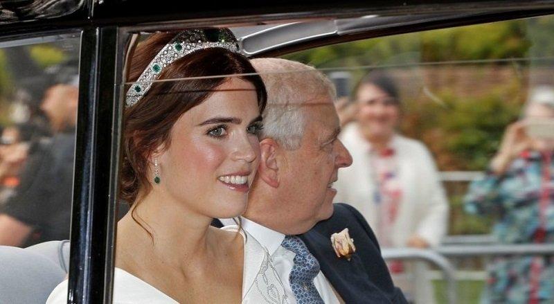 принцесса евгения вышла замуж