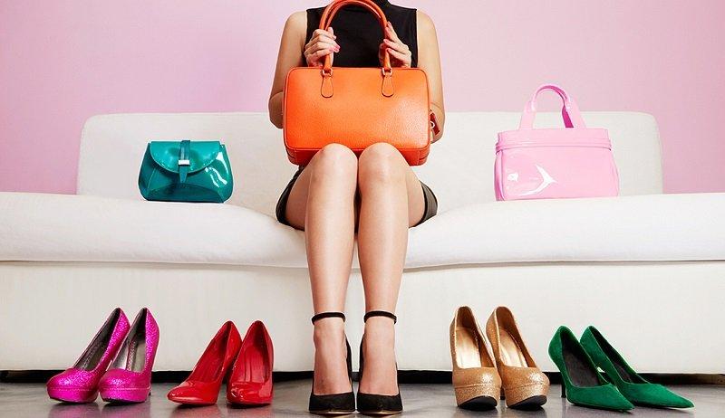 сумка и обувь как сочетать