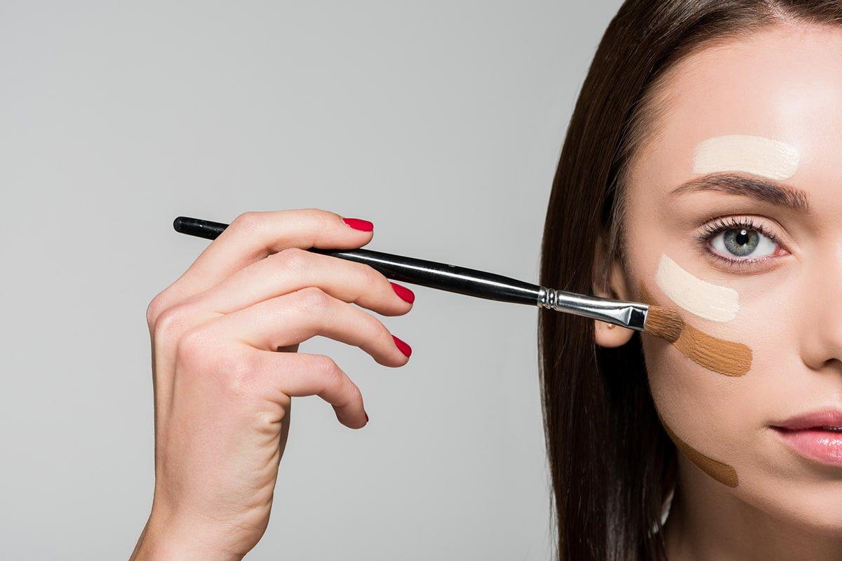 Как подобрать тональный крем для лица в зависимости от типа кожи