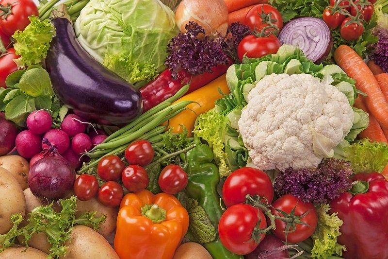 Неделю похудение овощи