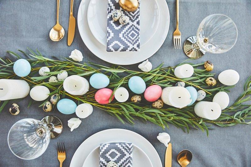 Как покрасить яйца своими руками