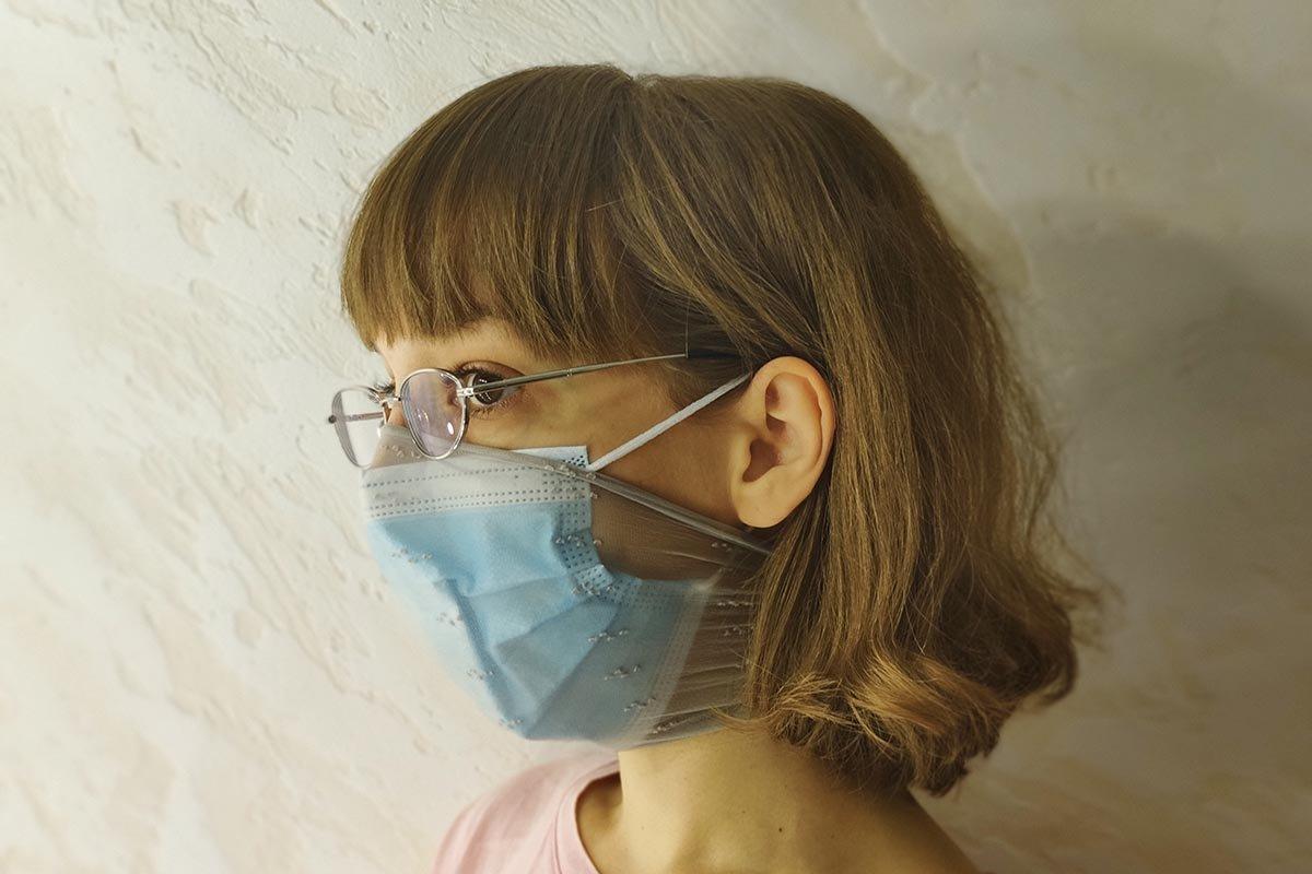 Что будет, если натянуть поверх маски капроновый чулок Здоровье,Советы,Болезни,Защита,Исследование,Карантин,Коронавирус,Маски,Материал,Пандемия,Ткань