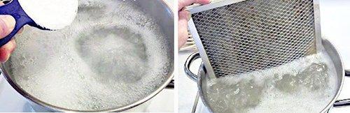 как мыть вытяжку