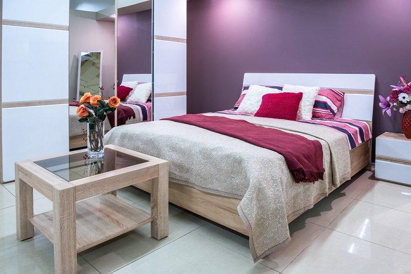 Как поставить кровать