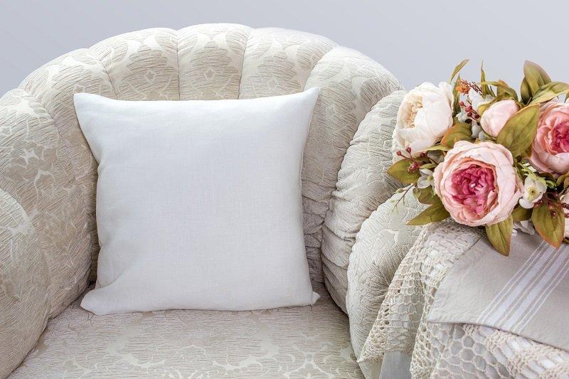 как постирать подушку фото