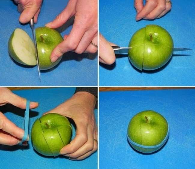 Как правильно есть фрукты, овощи и ягоды