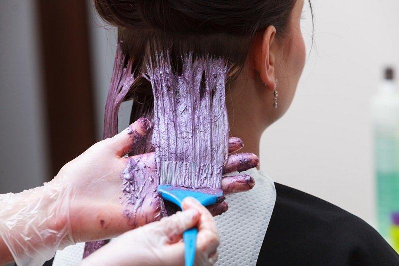 яркие волосы фото