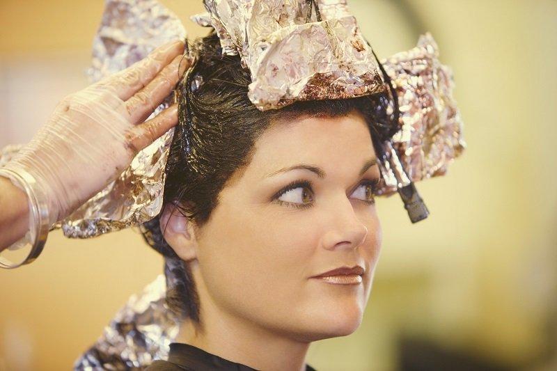 краска для волос профессиональная