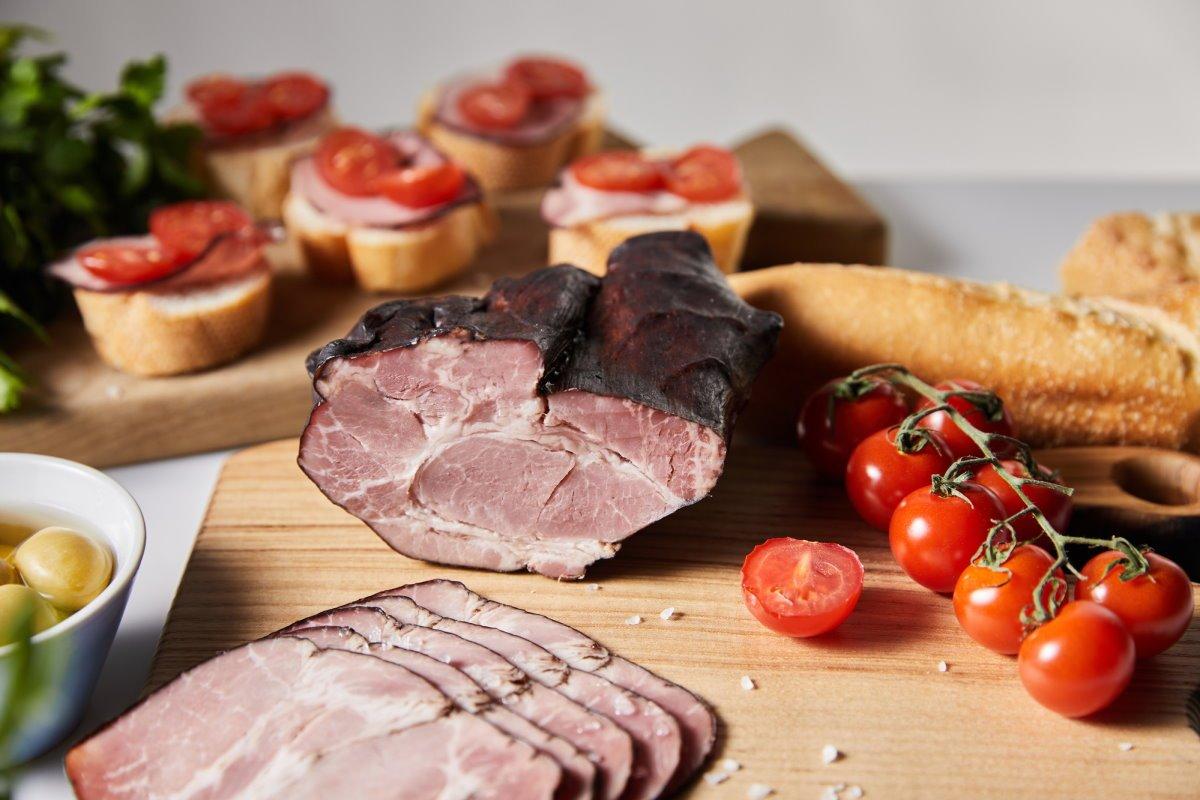 закуски из свинины на праздничный стол
